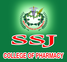 Image result for SSJ College of Pharmacy logo